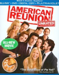 American Reunion (Blu-ray + DVD + Digital Copy + UltraViolet) Blu-ray