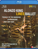Alonzo King: Lines Ballet Blu-ray