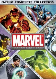 Marvel 8 Film Complete Collection Movie