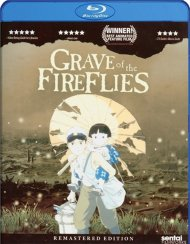Grave Of The Fireflies: The Complete Collection Blu-ray