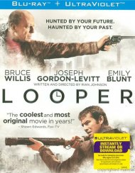 Looper (Blu-ray + UltraViolet) Blu-ray