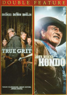 True Grit / Hondo (Double Feature) Movie
