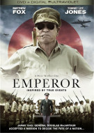 Emperor (DVD + UltraViolet) Movie