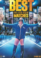 WWE: Best Pay-Per-View Matches 2013 Movie
