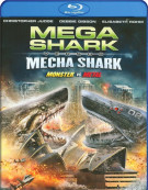 Mega Shark Vs. Mecha Shark Blu-ray