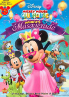 Mickey Mouse Clubhouse: Minnies Masquerade Movie