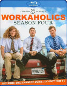 Workaholics: Season Four Blu-ray