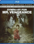 Sympathy For Mr. Vengeance Blu-ray