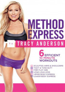 Tracy Anderson: Method Express Movie