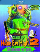 Class Of Nuke Em High 2: Subhumanoid Meltdown Blu-ray