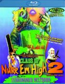 Class Of Nuke Em High 2: Subhumanoid Meltdown Blu-ray