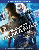 Project Almanac (Blu-ray + DVD + UltraViolet) Blu-ray