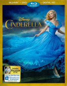Cinderella (Blu-ray + DVD + Digital HD) Blu-ray