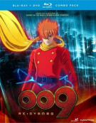 009 Re: Cyborg - Anime Movie (Blu-ray + DVD Combo) Blu-ray