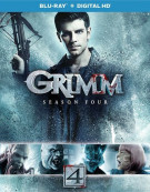Grimm: Season Four (Blu-ray + UltraViolet) Blu-ray