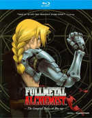Fullmetal Alchemist: The Complete Series Blu-ray