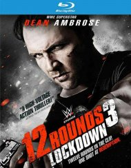 12 Rounds 3: Lockdown (Blu-ray + UltraViolet) Blu-ray