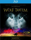 Wolf Totem (Blu-ray 3D + Blu-ray) Blu-ray