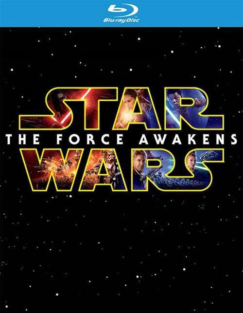 Star Wars Episode VII: The  Awakens (Blu-ray + DVD + Digital HD) Blu-ray