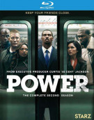 Power: The Compete Second Season (Blu-Ray) Blu-ray