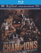 Nba Champions 2015-2016 (Blu-ray + DVD) Blu-ray