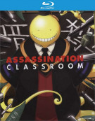 Assassination Classroom: Season 1, Part 2 Blu-ray