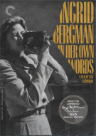 Ingrid Bergman In Her Own Words Movie