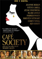 Cafe Society (DVD + UltraViolet) Movie