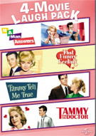 4-Movie Laugh Pack: If A Man Answers/That Funny Feeling/Tammy Tell Me True/Tammy And The Doctor Movie