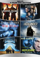 Sci-Fi 6-Film Collection Movie