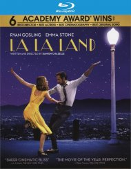 La La Land (Blu-ray + DVD Combo + UltraViloet)  Blu-ray