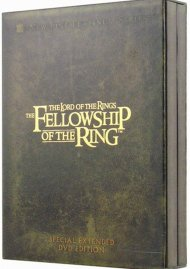 Lord Of The Rings, The: The Fellowship Of The Ring - Platinum Series Special Extended Edition Movie
