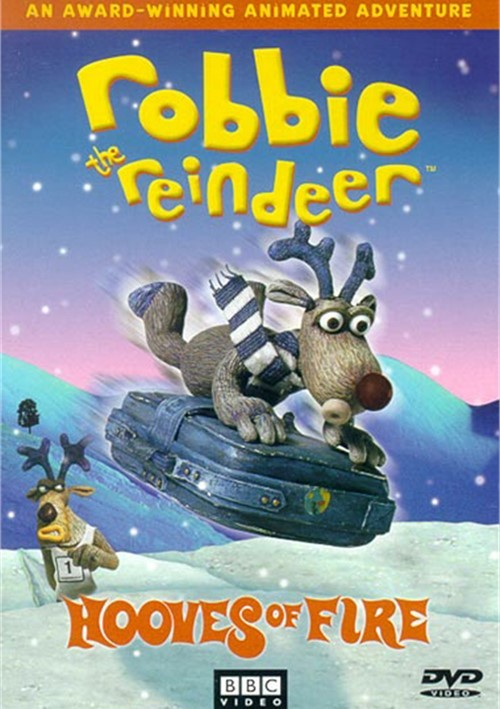 Robbie The Reindeer: Hooves Of Fire Movie