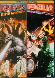 Godzilla vs. King Ghidorah / Godzilla and Mothra: The Battle For Earth Movie