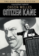 Citizen Kane: 60th Anniversary Edition Movie