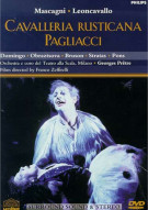 Cavalleria Rusticana/ Pagliacci Movie