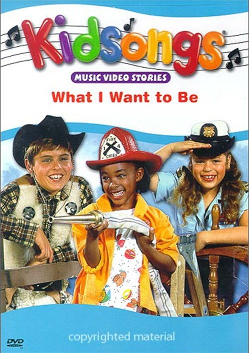 Kidsongs: What I Want To Be Movie
