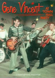 Gene Vincent At Town Hall Party Movie