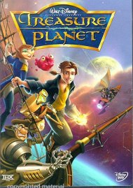Treasure Planet Movie