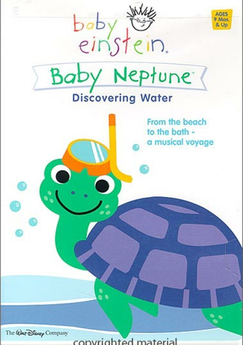 Baby Einstein: Baby Neptune - Discovering Water Movie