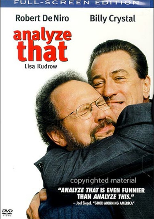 Analyze That (Fullscreen) Movie