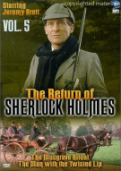 Return Of Sherlock Holmes, The: Volume 5 Movie