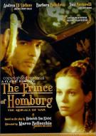 Prince Of Homburg, The Movie