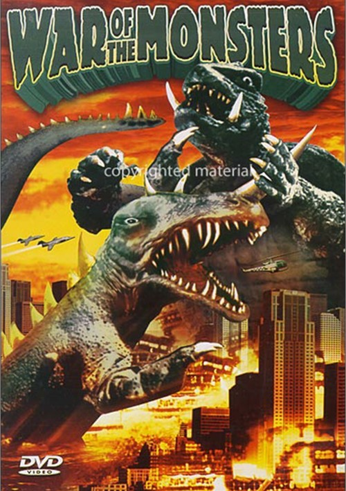 War Of The Monsters (Alpha) Movie