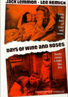 Days Of Wine & Roses Movie