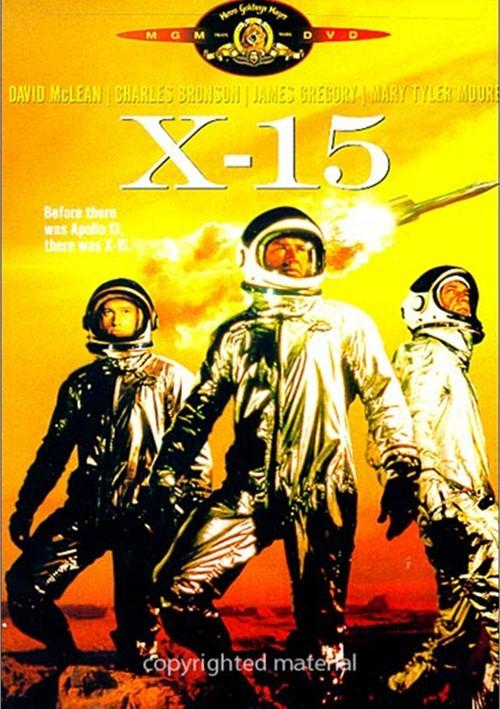 X-15 Movie