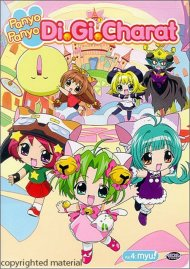 Panyo Panyo Di Gi Charat: Volume 4 - Myu! Movie