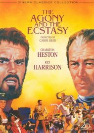 Agony And The Ecstasy, The Movie