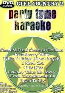 Party Tyme Karaoke: Girl Country 2 Movie