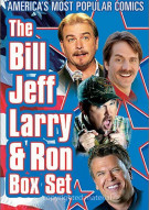 Bill, Jeff, Larry and Ron Box, The Movie